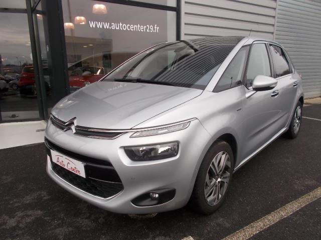 voiture occasion citroen c4 picasso bluehdi 150ch exclusive s s eat6 2014 diesel 29470. Black Bedroom Furniture Sets. Home Design Ideas