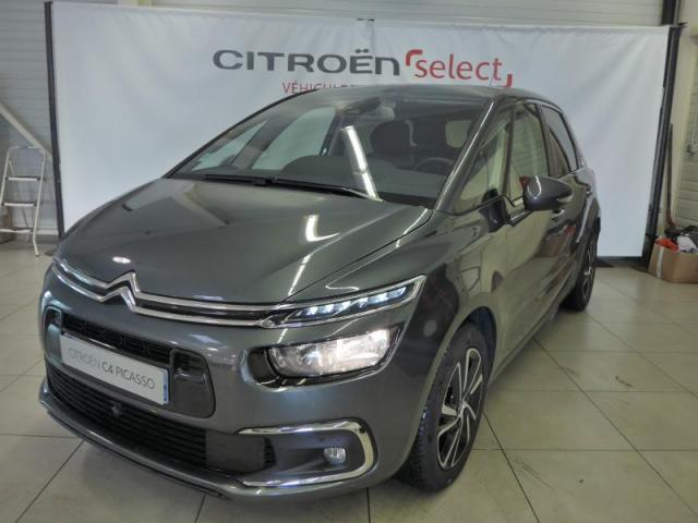 voiture occasion citroen c4 picasso bluehdi 150ch shine s. Black Bedroom Furniture Sets. Home Design Ideas