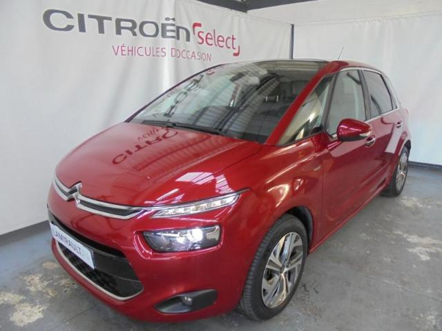 Voiture occasion citroen c4 picasso e hdi 115ch exclusive for Voiture occasion garage citroen evreux