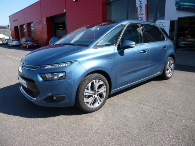 voiture occasion citroen c4 picasso e hdi 115 exclusive 2015 diesel 56860 s n morbihan. Black Bedroom Furniture Sets. Home Design Ideas