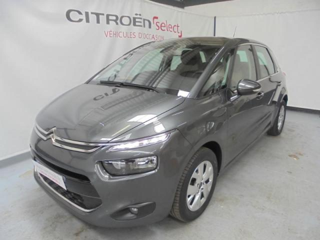 Voiture occasion citroen c4 picasso e hdi 115ch intensive for Voiture occasion garage citroen evreux