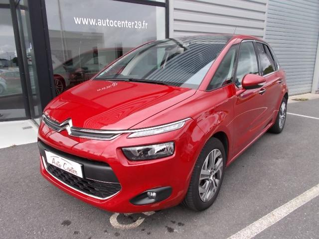 voiture occasion citroen c4 picasso e hdi 115ch intensive 2014 diesel 29470 plougastel daoulas. Black Bedroom Furniture Sets. Home Design Ideas