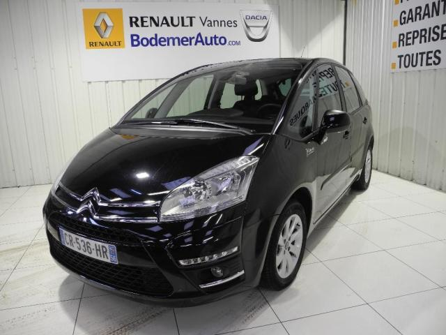 voiture occasion citroen c4 picasso hdi 110 fap confort 2013 diesel 56000 vannes morbihan. Black Bedroom Furniture Sets. Home Design Ideas
