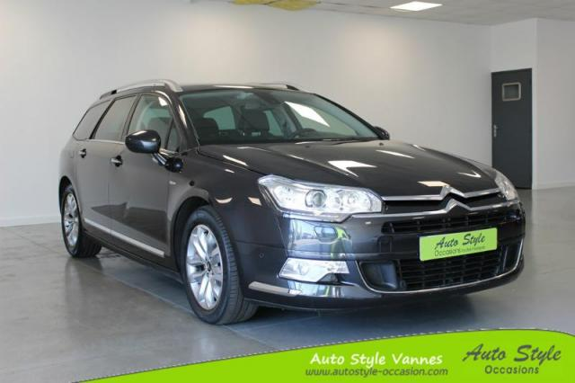 voiture occasion citroen c5 tourer 2 0 hdi160 fap exclusive bva6 2014 diesel 56450 theix. Black Bedroom Furniture Sets. Home Design Ideas