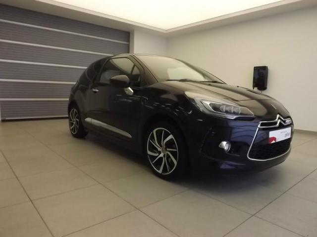 voiture occasion citroen ds3 bluehdi 100ch 1955 s s 2015. Black Bedroom Furniture Sets. Home Design Ideas