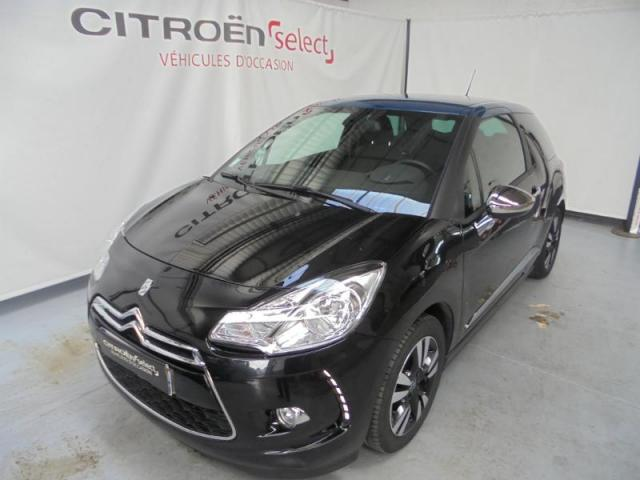 Voiture occasion citroen ds3 e hdi 90ch executive 2015 for Voiture occasion garage citroen evreux