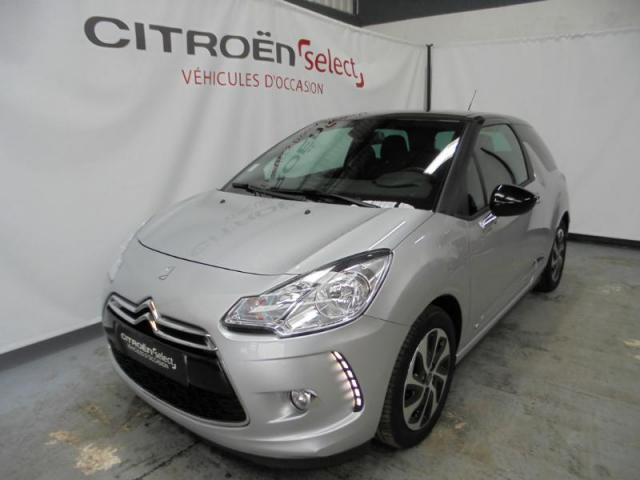 voiture occasion citroen ds3 e hdi 90ch so chic 2014 diesel 27000 vreux eure votreautofacile. Black Bedroom Furniture Sets. Home Design Ideas