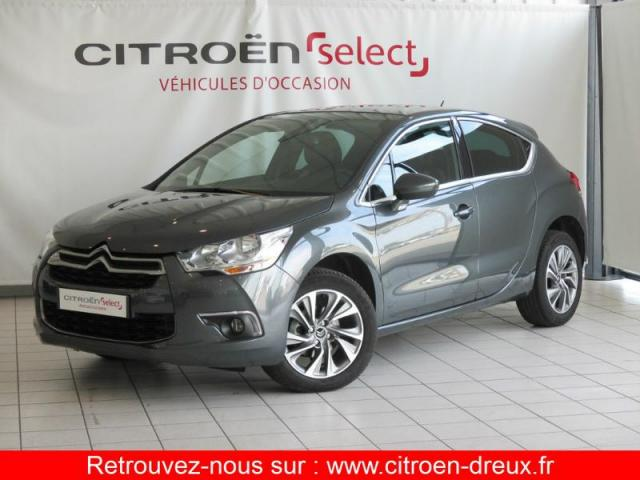 voiture occasion citroen ds4 1 6 e hdi115 airdream so chic etg6 2014 diesel 28500 vernouillet. Black Bedroom Furniture Sets. Home Design Ideas