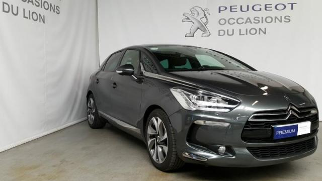 voiture occasion citroen ds5 1 6 thp 16v 200ch so chic 2014 essence 50000 saint l manche. Black Bedroom Furniture Sets. Home Design Ideas