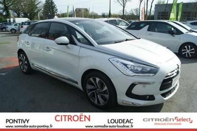 voiture occasion citroen ds5 2 0 hdi160 so chic 2014 diesel 56300 pontivy morbihan votreautofacile. Black Bedroom Furniture Sets. Home Design Ideas