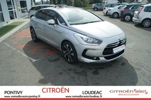 voiture occasion citroen ds5 2 0 hdi160 so chic 2014. Black Bedroom Furniture Sets. Home Design Ideas