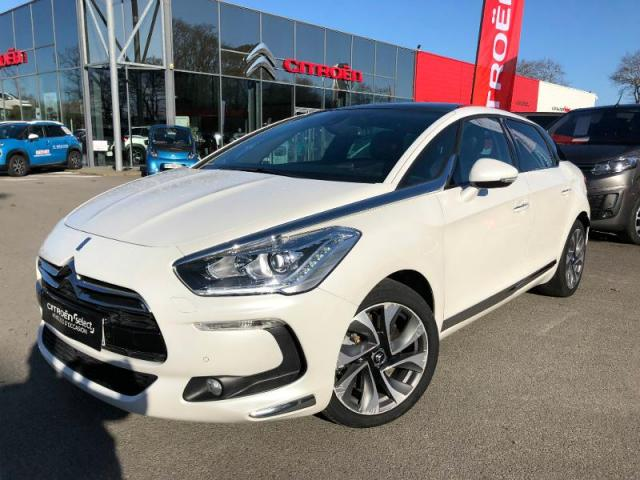 voiture occasion citroen ds5 bluehdi 180 sport chic