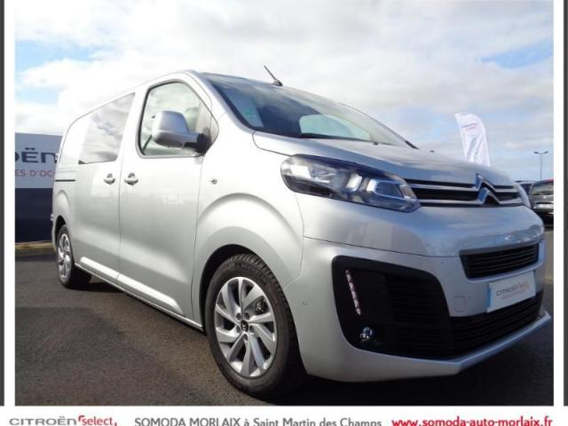 voiture occasion citroen jumpy m 2 0 bluehdi 150ch cabine approfondie business s s 2018 diesel