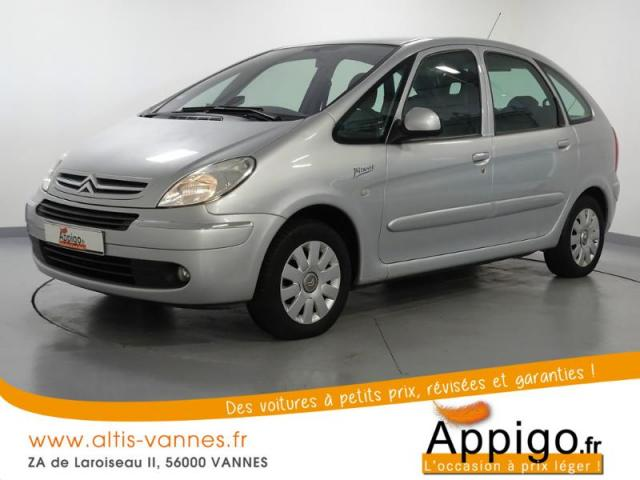 voiture occasion citroen picasso 1 6 hdi92 2010 diesel 56000 vannes morbihan votreautofacile. Black Bedroom Furniture Sets. Home Design Ideas