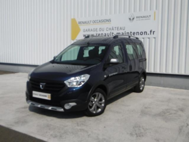 voiture occasion dacia dokker 1 5 dci 90ch stepway 2017 diesel 28130 maintenon eure et loir. Black Bedroom Furniture Sets. Home Design Ideas