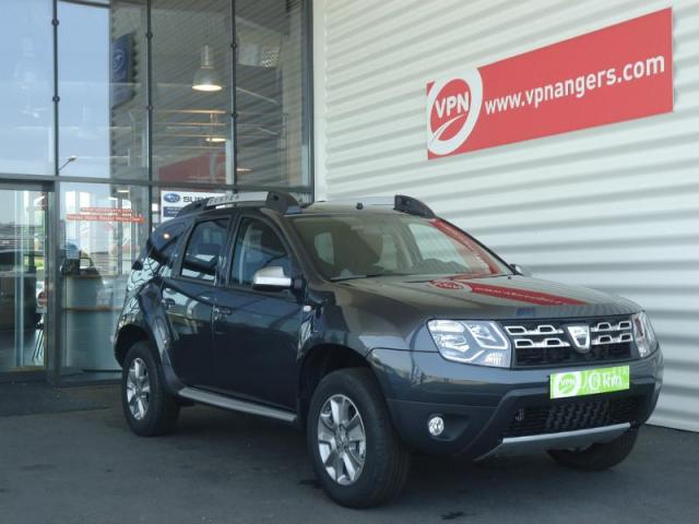 voiture occasion dacia duster 1 2 tce 125ch black touch. Black Bedroom Furniture Sets. Home Design Ideas