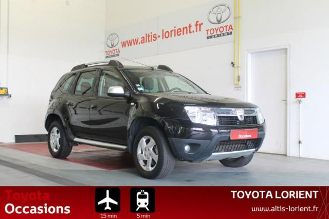 voiture occasion dacia duster 1 5 dci 110 fap prestige 4x2 2011 diesel 56600 lanester morbihan. Black Bedroom Furniture Sets. Home Design Ideas