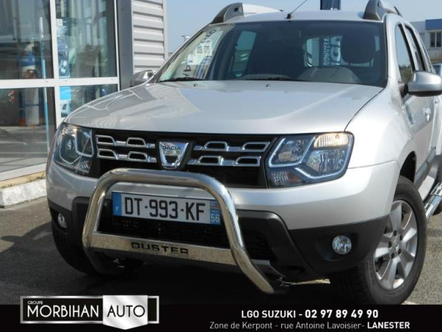 voiture occasion dacia duster 1 5 dci 110ch prestige 4x2 2015 diesel 56400 auray morbihan. Black Bedroom Furniture Sets. Home Design Ideas