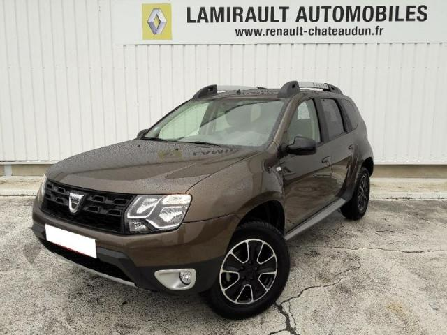 voiture occasion dacia duster 1 5 dci 110ch black touch 2017 4x2 2018 diesel 28200 ch teaudun. Black Bedroom Furniture Sets. Home Design Ideas