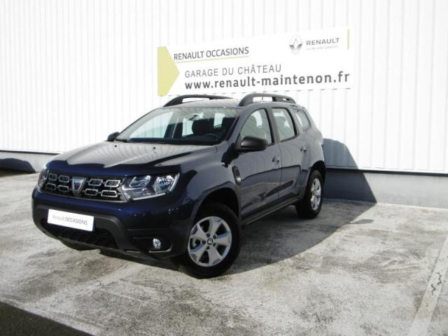 voiture occasion dacia duster 1 5 dci 110ch confort 4x2 2018 diesel 28130 maintenon eure et loir. Black Bedroom Furniture Sets. Home Design Ideas