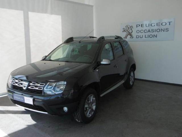 voiture occasion dacia duster 1 5 dci 110ch prestige 4x2. Black Bedroom Furniture Sets. Home Design Ideas