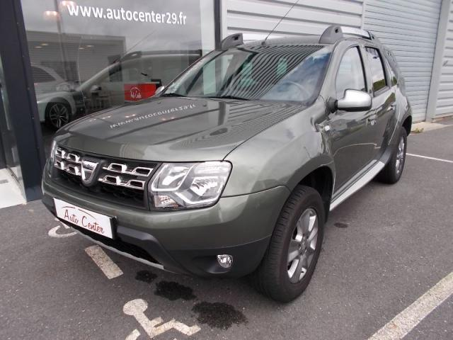 voiture occasion dacia duster 1 5 dci 110ch prestige 4x2 2015 diesel 29470 plougastel daoulas. Black Bedroom Furniture Sets. Home Design Ideas