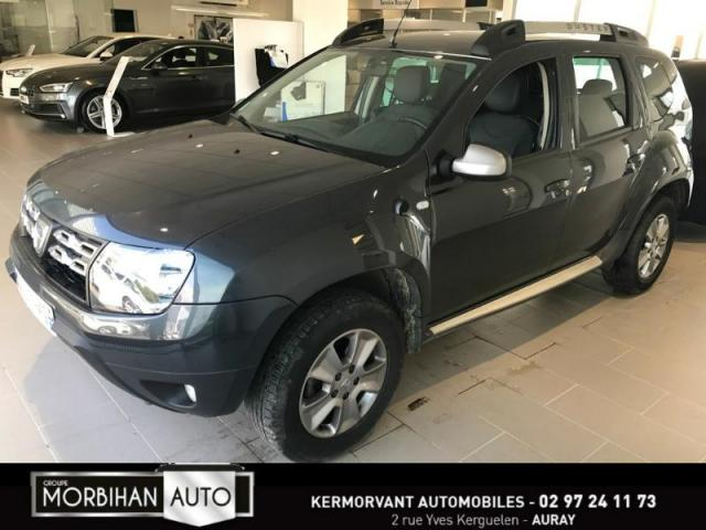 voiture occasion dacia duster 1 5 dci 110ch prestige 4x4 2017 diesel 56400 auray morbihan. Black Bedroom Furniture Sets. Home Design Ideas