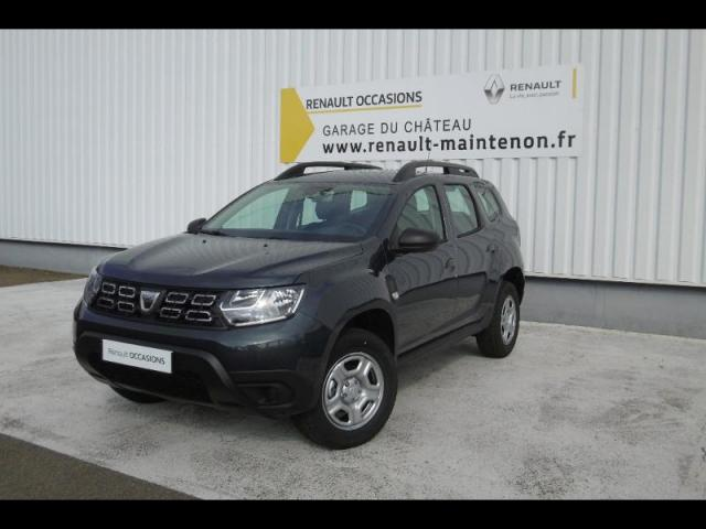 voiture occasion dacia duster 1 6 sce 115ch essentiel 4x2 2018 essence 28130 maintenon eure et. Black Bedroom Furniture Sets. Home Design Ideas