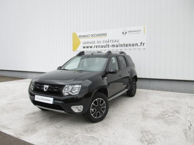 voiture occasion dacia duster 1 5 dci 110ch black touch. Black Bedroom Furniture Sets. Home Design Ideas