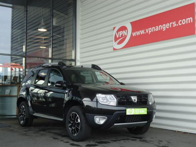 voiture occasion dacia duster dci110ch black shadow edc. Black Bedroom Furniture Sets. Home Design Ideas