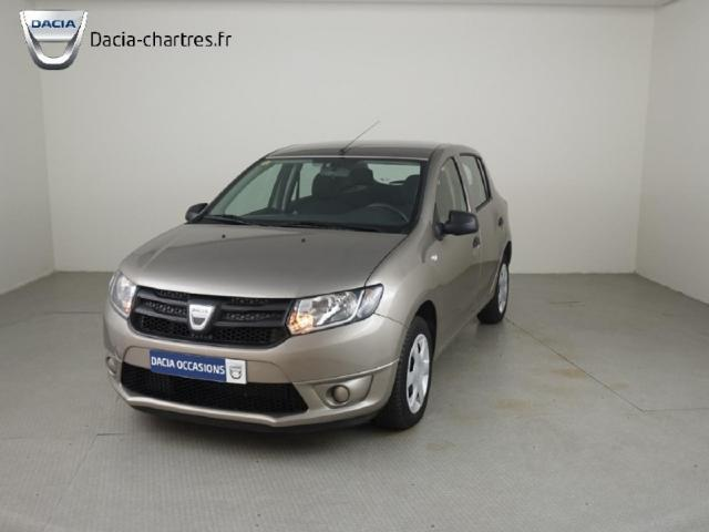 voiture occasion dacia sandero 1 5 dci 75 fap ambiance 2014 diesel 28000 chartres eure et loir. Black Bedroom Furniture Sets. Home Design Ideas