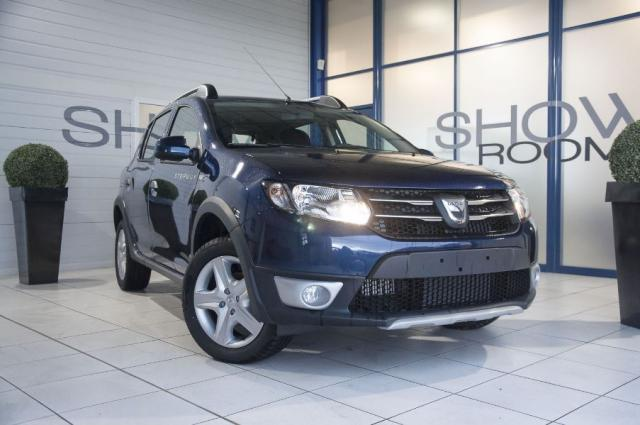voiture occasion dacia sandero 1 5 dci 90 eco stepway prestige 2016 diesel 72220 commoy sarthe. Black Bedroom Furniture Sets. Home Design Ideas