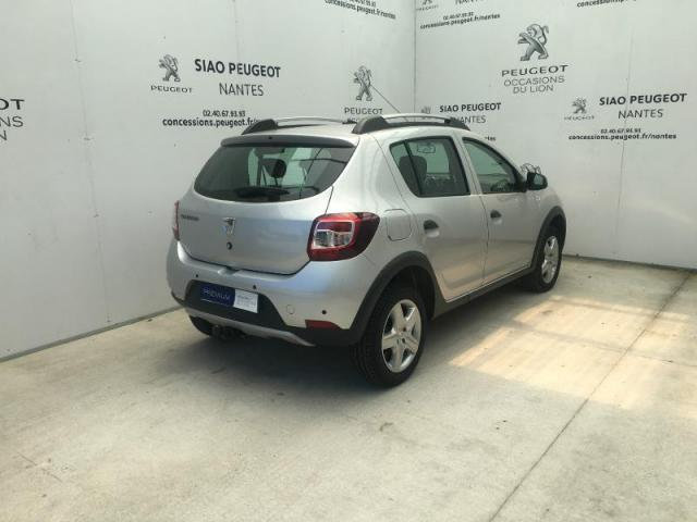 voiture occasion dacia sandero 1 5 dci 90ch eco stepway prestige 2013 diesel 44700 orvault. Black Bedroom Furniture Sets. Home Design Ideas