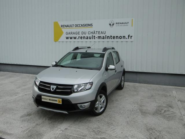 voiture occasion dacia sandero 1 5 dci 90ch stepway prestige easy r euro6 2016 diesel 28130. Black Bedroom Furniture Sets. Home Design Ideas