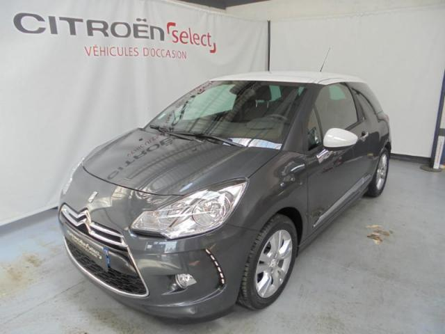 Voiture occasion citroen ds3 bluehdi 100ch so chic s s for Voiture occasion garage citroen evreux