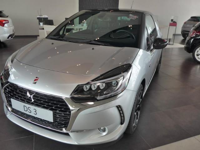 voiture occasion citroen ds3 bluehdi 120ch performance. Black Bedroom Furniture Sets. Home Design Ideas