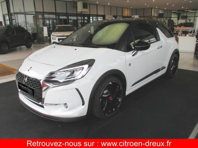 voiture occasion citroen ds3 thp 208ch performance s s 2016 essence 28500 vernouillet eure et. Black Bedroom Furniture Sets. Home Design Ideas