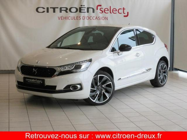 voiture occasion citroen ds4 bluehdi 180ch sport chic s s eat6 2016 diesel 28500 vernouillet. Black Bedroom Furniture Sets. Home Design Ideas