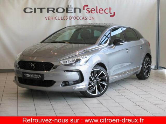 voiture occasion citroen ds5 bluehdi 180ch sport chic s s eat6 2016 diesel 28500 vernouillet. Black Bedroom Furniture Sets. Home Design Ideas