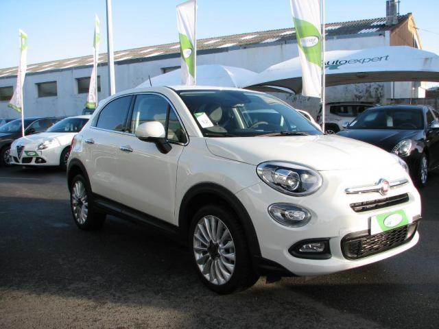 voiture occasion fiat 500 x 1 6 mjt 120ch lounge 2015 diesel 29200 brest finist re votreautofacile. Black Bedroom Furniture Sets. Home Design Ideas