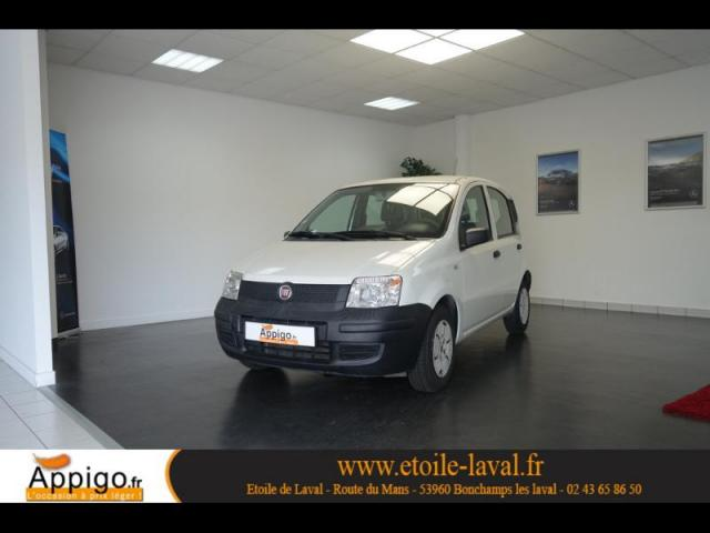 voiture occasion fiat panda 1 2 8v 60ch emotion 2009. Black Bedroom Furniture Sets. Home Design Ideas