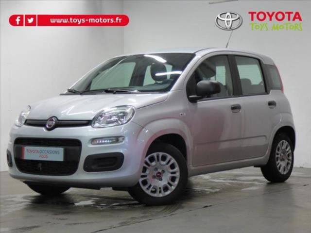 voiture occasion fiat panda 1 2 8v 69ch s u0026s easy euro6d