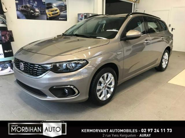 voiture occasion fiat tipo 1 4 t jet 120ch lounge s s 2017 essence 56400 auray morbihan. Black Bedroom Furniture Sets. Home Design Ideas