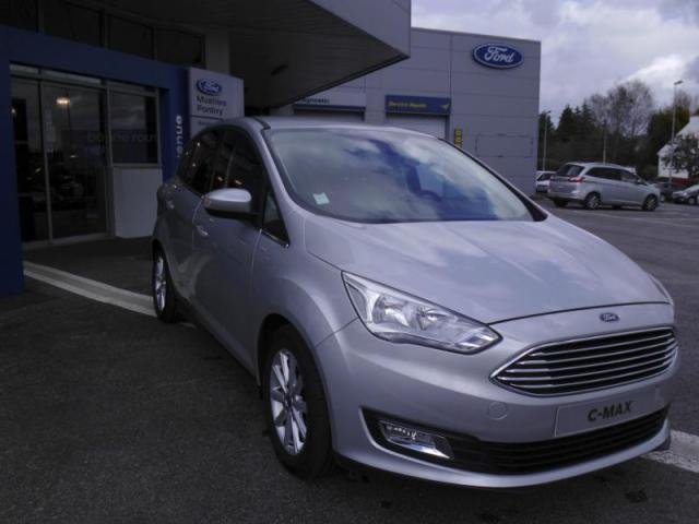 voiture occasion ford c max 1 5 tdci 95ch titanium s s 2016 diesel 56300 pontivy morbihan. Black Bedroom Furniture Sets. Home Design Ideas