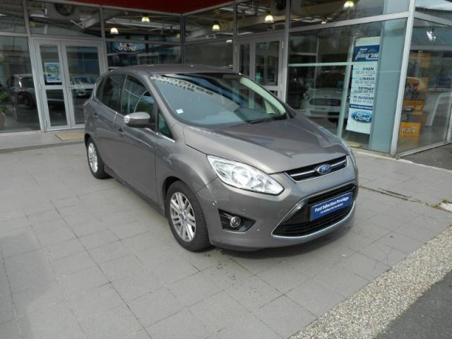 voiture occasion ford c max 1 6 tdci 115ch fap stop start titanium 2013 diesel 14200 h rouville. Black Bedroom Furniture Sets. Home Design Ideas
