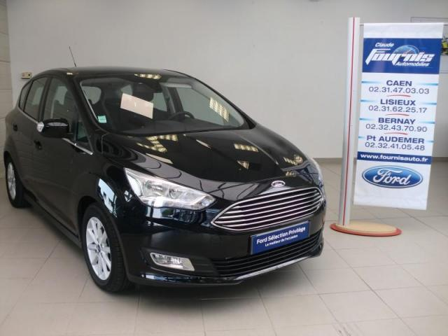 voiture occasion ford c max 2 0 tdci 150ch stop start titanium 2016 diesel 14200 h rouville. Black Bedroom Furniture Sets. Home Design Ideas