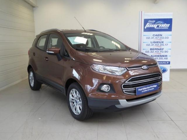 voiture occasion ford ecosport 1 0 ecoboost 125ch titanium 2016 essence 27500 pont audemer eure. Black Bedroom Furniture Sets. Home Design Ideas