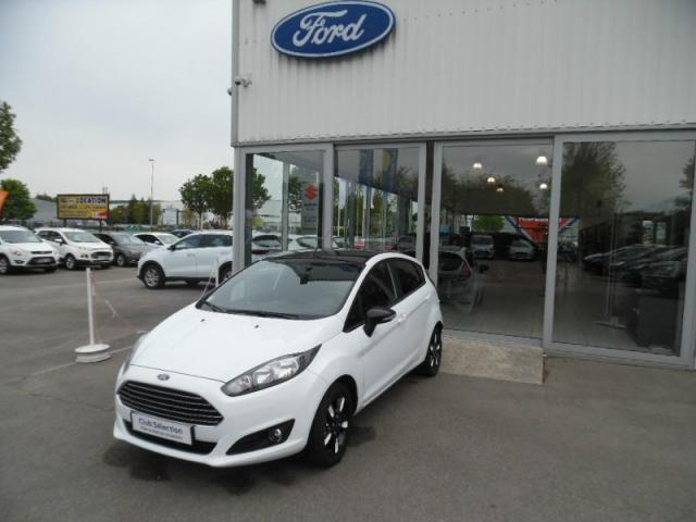 voiture occasion ford fiesta 1 0 ecoboost 100ch stop start white 5p 2015 essence 27500 pont. Black Bedroom Furniture Sets. Home Design Ideas