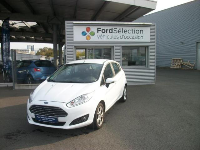voiture occasion ford fiesta 82ch edition 5p 2016 essence 56600 lanester morbihan. Black Bedroom Furniture Sets. Home Design Ideas