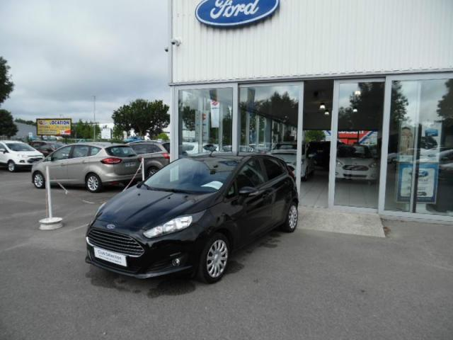 voiture occasion ford fiesta 1 5 tdci 75ch fap edition 5p 2014 diesel 27500 pont audemer eure. Black Bedroom Furniture Sets. Home Design Ideas